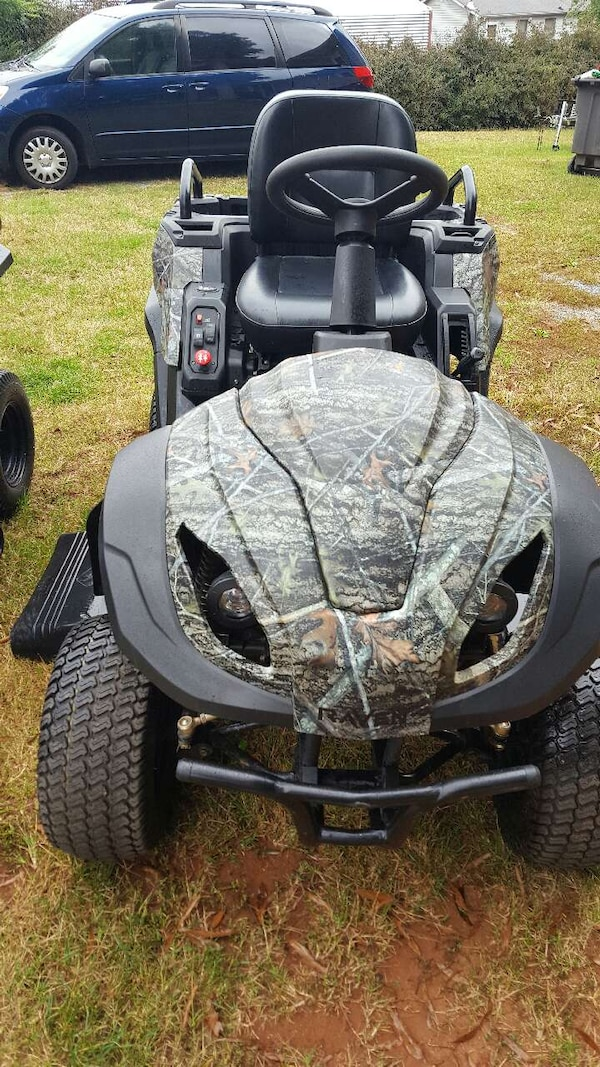 Raven Mpv 7100 S Atv Lawnmower Hybrid Generator 71