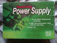 Switching Power Supply Vancouver