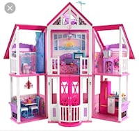 pink and white doll house Edmonton, T5X 3Z7