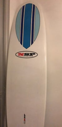Nsp surfboard new not used Miami, 33131