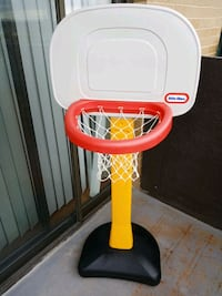 Tot Sport Basketball Set (non adjustable) Alexandria, 22312