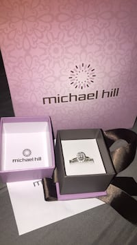 Micheal hill engagement ring Calgary, T3J 2B1