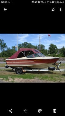 Boat for sale!!!! Trailer included