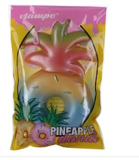 Vlampo pineapple squishy with packaging Blainville, J7B