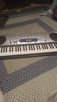 gray and black electronic keyboard Fremont, 94538