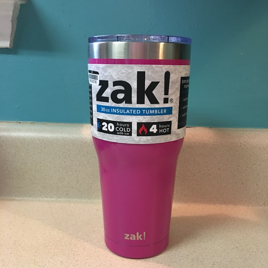 Photo Zak 30 oz Tumbler Double Wall Stainless Steel