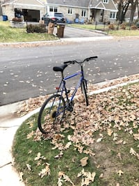 Trek bike. Free. 6233 Virginia. Edina.