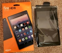 LIKE NEW Amazon Fire Tablet HD8 Woodbridge, 22192