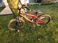 bicycle , used only 2 months. Toronto, M2M 4B9