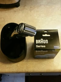 Braun Shaver, Cleaner, and Fluids. Oakland, 94610
