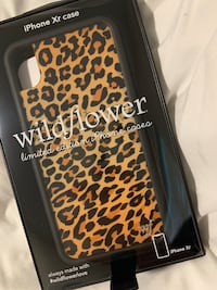 LIMITED EDITION iphone Xr WILDFLOWER case Kitchener, N2P 0C7