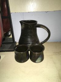 Pottery hot or cold drinks new!  Stirling-Rawdon, K0K