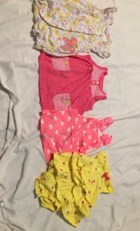Summer clothes size 0-3 months  King George, 22485