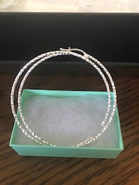 silver-colored chain link necklace Fullerton, 92833