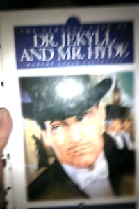 The book dr. Jekyll and mr. Hyde Red Bluff, 96080