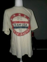 Official US Olympic Tee Shirt w/ tags Lanham, 20706