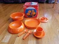 Baby's plate set Laval, H7X 3N6