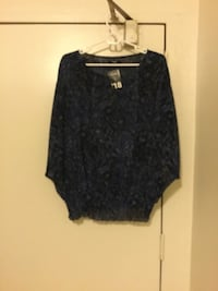 Beautiful top size medium george top never worn tag still attached...firm no holds London, N6J 2V9