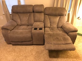 Electric love seat