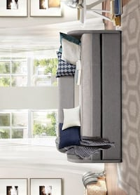 Roland Gray Daybed with Trundle | 4950 Houston, 77036