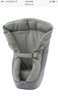 Ergobaby Infant Insert Performance Grey Grimsby, L3M