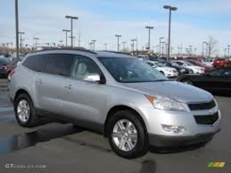 2011 CHEVROLET TRAVERSE LT *FR $499 DOWN GUARANTEED FINANCE bde78d9a-c76f-4249-9e01-4c19b4064359