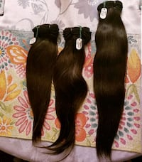 Indian Remy (Premium) Virgin Hair Newport News, 23607