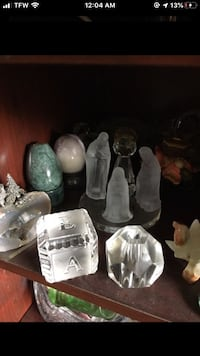 Crystal collection Charleston, 29412