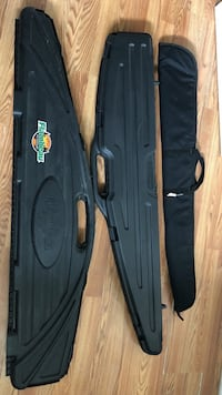 Riffle cases , 30 each hard case ,15 soft case