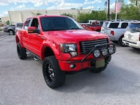 Ford F150 Levantada. Houston, 77007