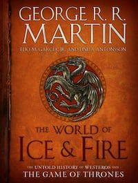 Game of Thrones: The World of Ice & Fire Vaughan, L6A 3N9