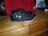 pair of black-and-white Nike basketball shoes Tucson, 85710