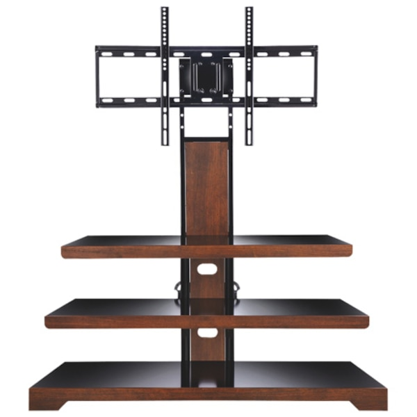 "Insignia Waterfall TV Stand for TVs Up To 50"" (NS-3IN1MT50C-C)-B"