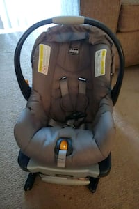 Chicco KeyFit30 Infant Carseat w/additional Base Goose Creek, 29445