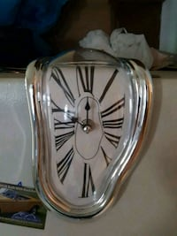 Used Snap On Led Fan Clock For Sale In Manor Letgo
