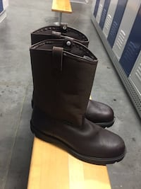 Steel toe water proof,slip resistant Georgia boots worn twice great condition Chattanooga, 37379
