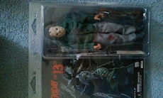 Friday the 13th Jason toy figure