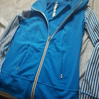 Lululemon zip up jacket Leduc, T9E 6H7