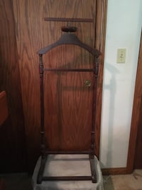 Antique valet stand Diamond, 44412