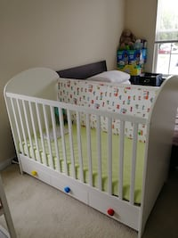 Great condition crib, only used for couple month must pick up by 6/24 Ellicott City, 21043