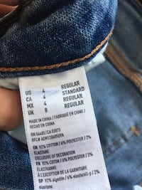 American Eagle Size 4 Red Deer, T4R 3R5