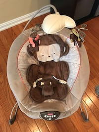 Fisher Price vibrating bouncy chair  Fairfax, 22032