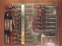 Husky - 51 piece screwdriver set