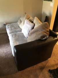 Couches (joinable) slightly used. 2 SEPARATE COUCHES! Clovis, 88101