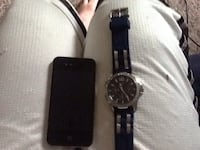 iPhone 4s and a guess watch iPhone need a charger  Gaithersburg, 20877