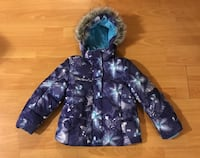 Girls Winter Jacket Coat 7/8 New York, 11224