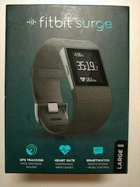 Fitbit Surge Fitness watch BNIB Burnaby, V3J 1N4