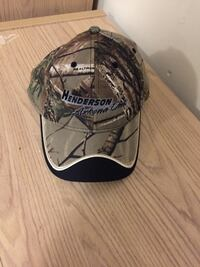 Henderson cap for men/women