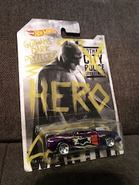 Overboard 454 Gothams Dark Protector HotWheels Car Batman Charleston, 29414