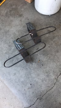 Motorcycle bumper Carrier